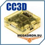 CC3D - классический полетный контроллер для гоночных квадрокопте