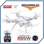 Квадрокоптер syma x5c с WI FI камерой